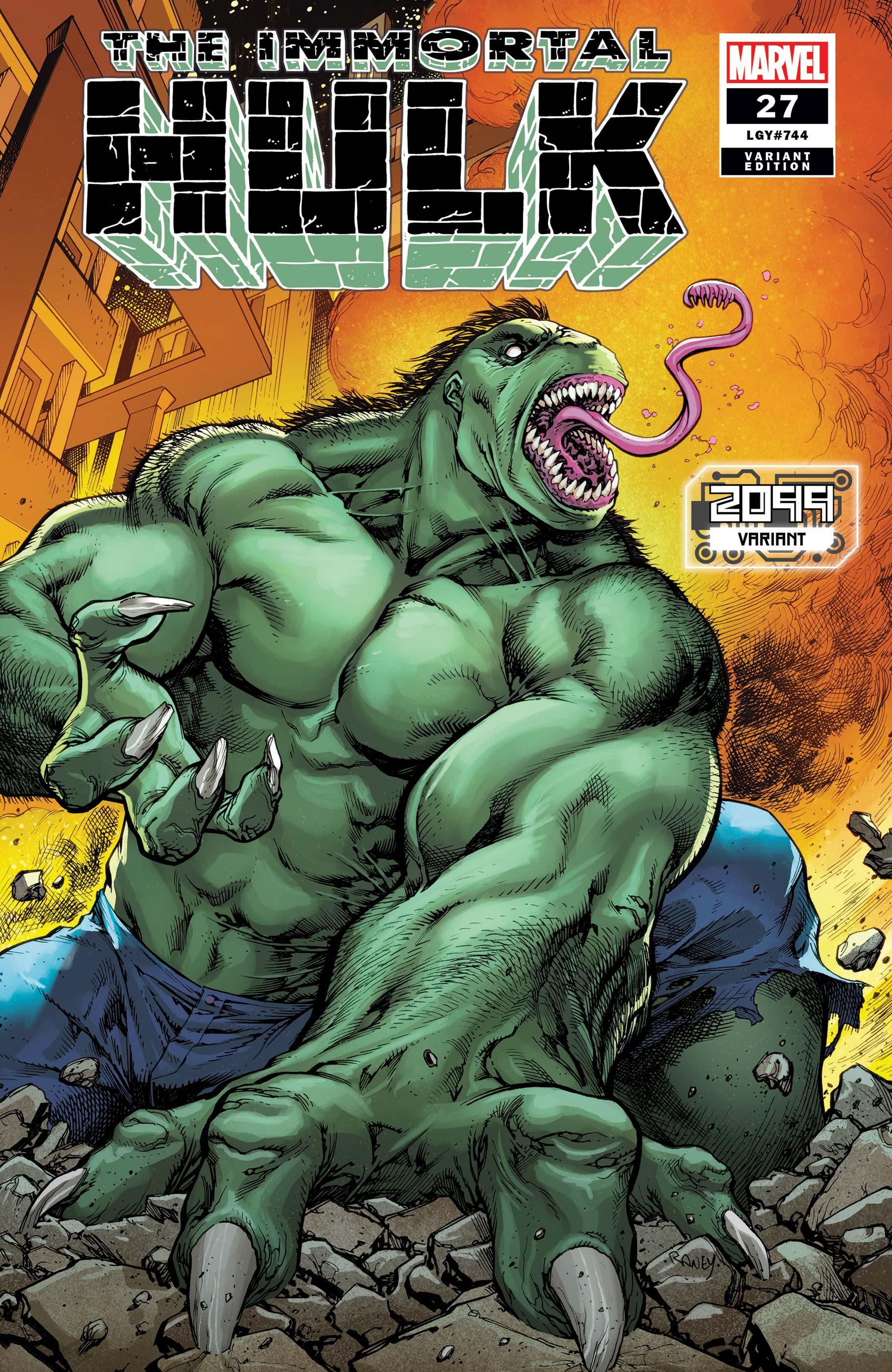 Immortal Hulk (2018) #27 (Variant)
