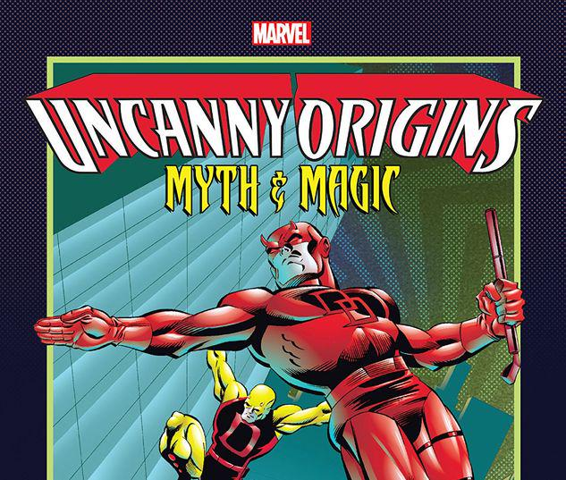 UNCANNY ORIGINS: MYTH & MAGIC GN-TPB #1