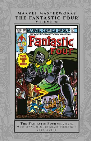 Marvel Masterworks: The Fantastic Four Vol. 22 (Hardcover)