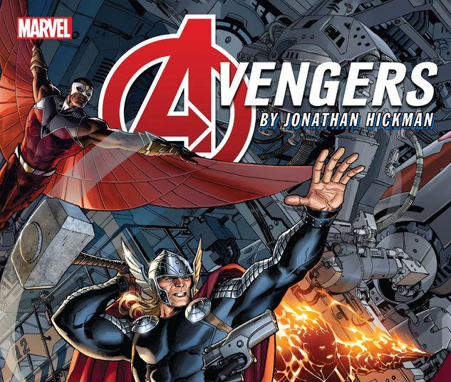 AVENGERS BY JONATHAN HICKMAN: THE COMPLETE COLLECTION VOL. 1 TPB #1