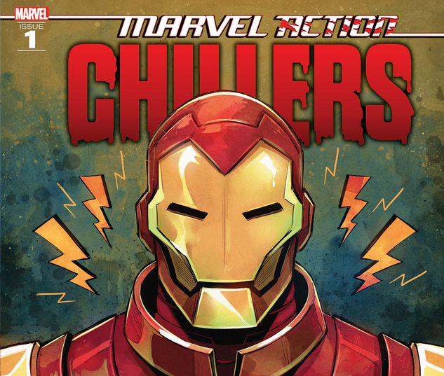 Marvel Action Chillers #1