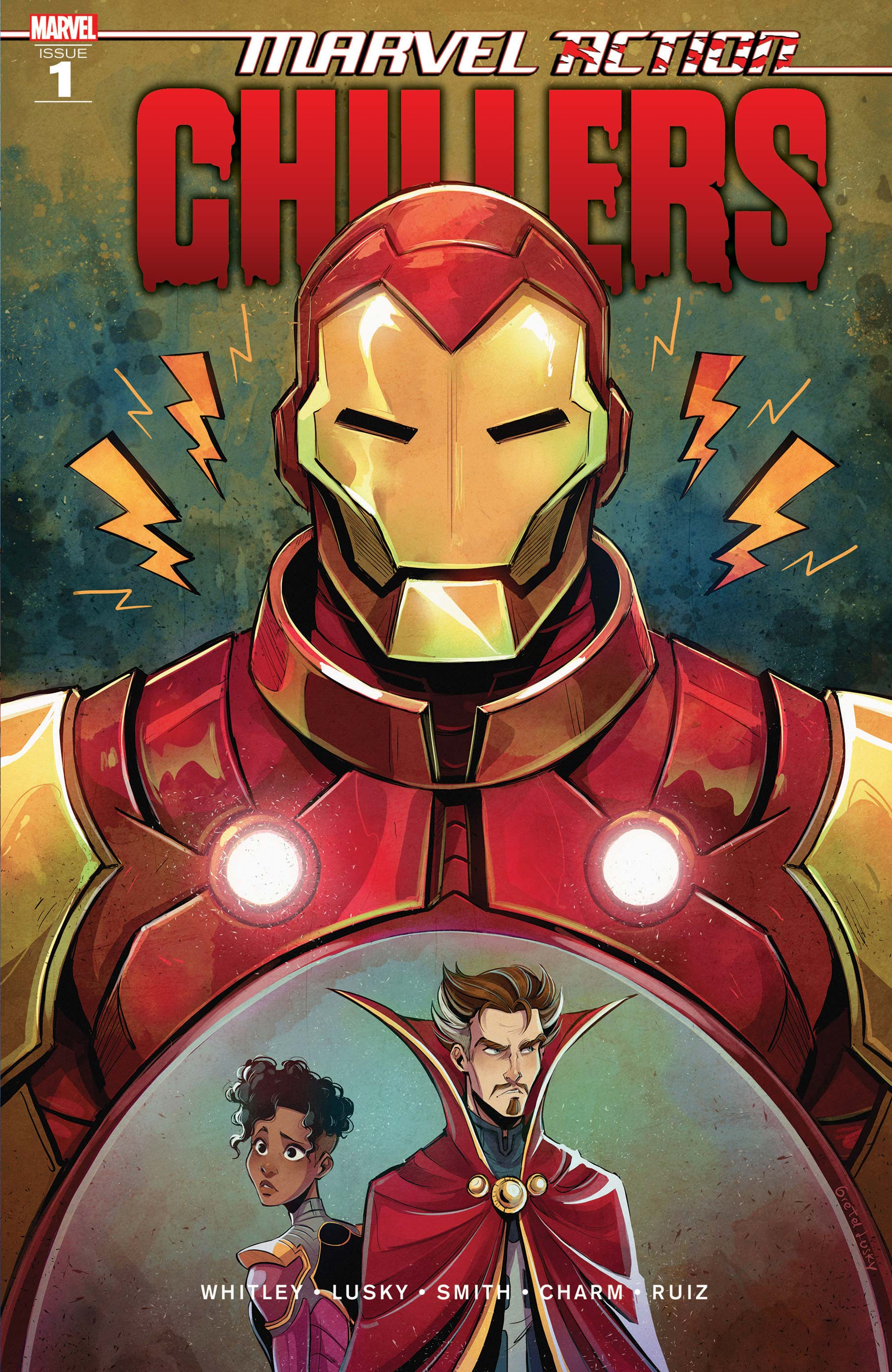 Marvel Action Chillers (2020) #1