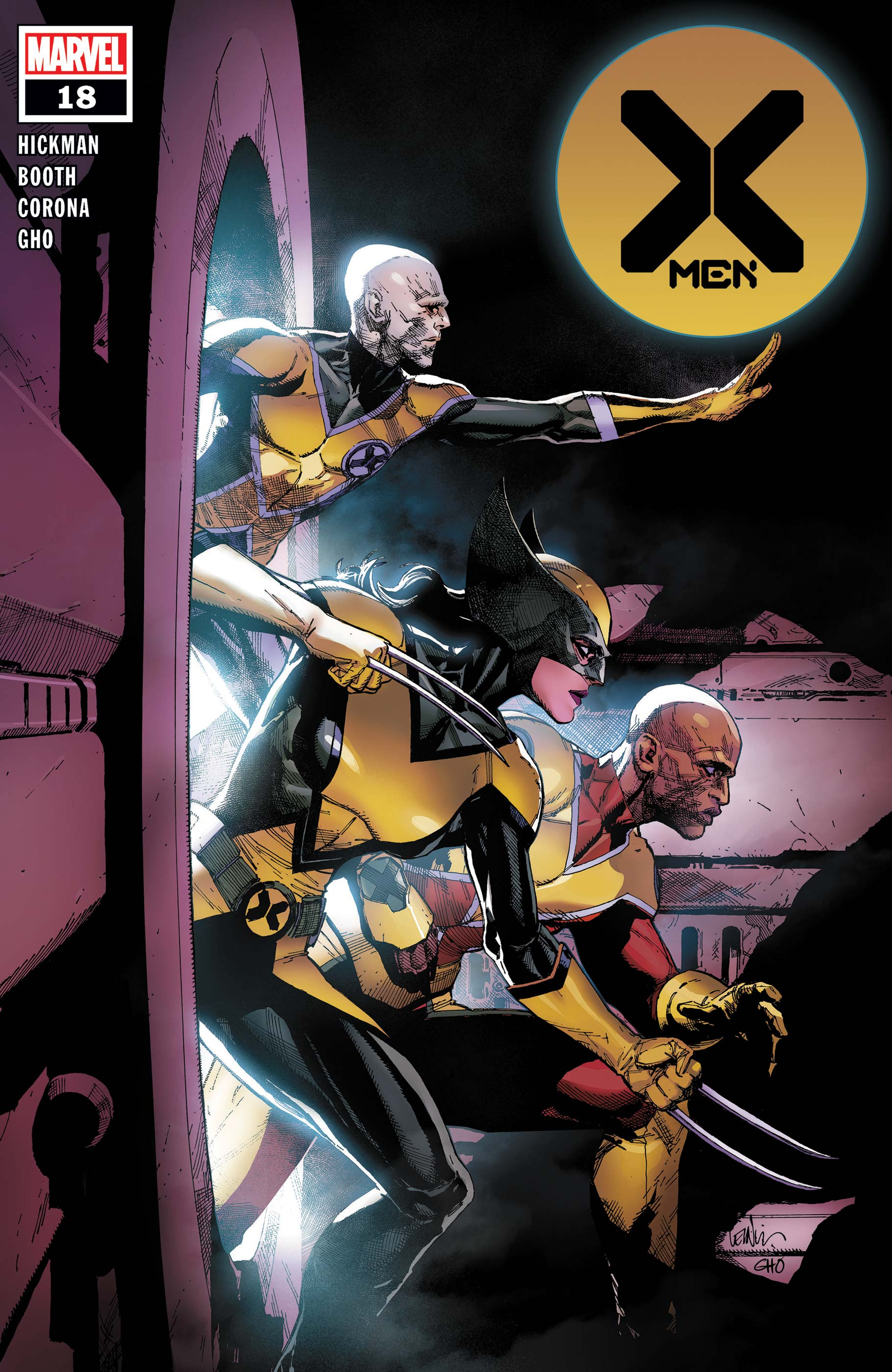 X-Men (2019) #18