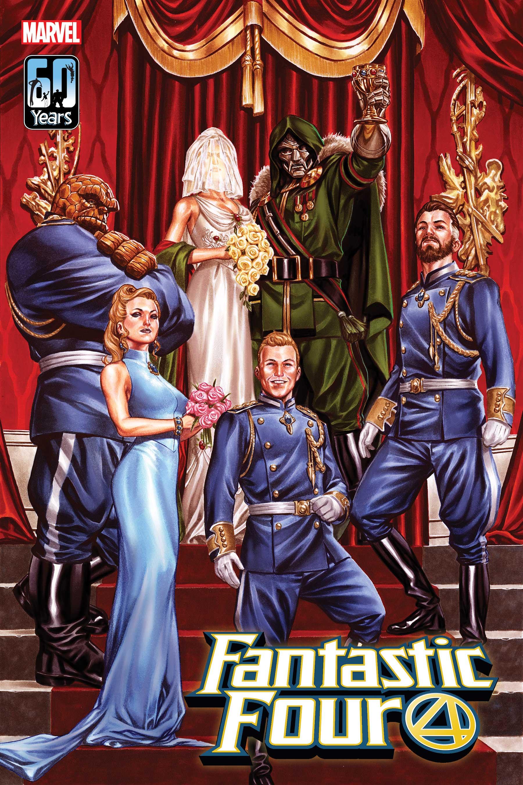 Fantastic Four (2018) #33