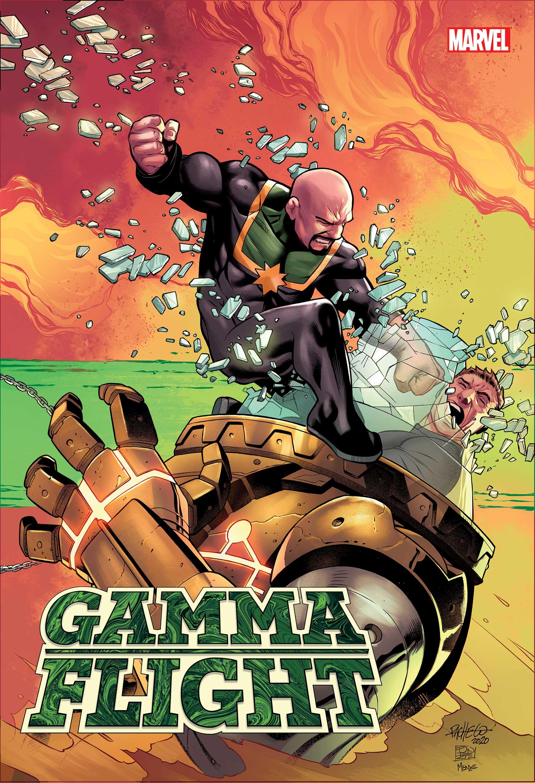 Gamma Flight (2021) #1 (Variant)