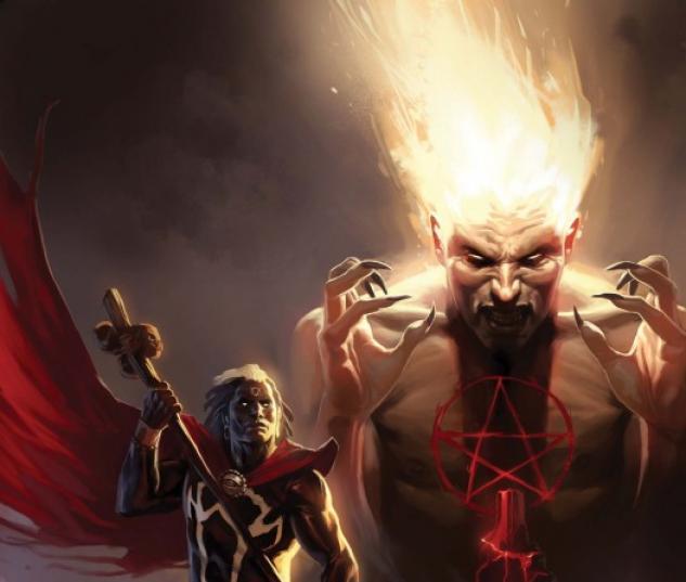 Doctor Voodoo: Avenger of the Supernatural (2009) #2