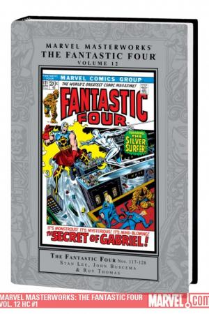 Marvel Masterworks: The Fantastic Four Vol. 12 (Hardcover)
