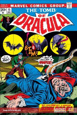 Tomb of Dracula (1972) #15