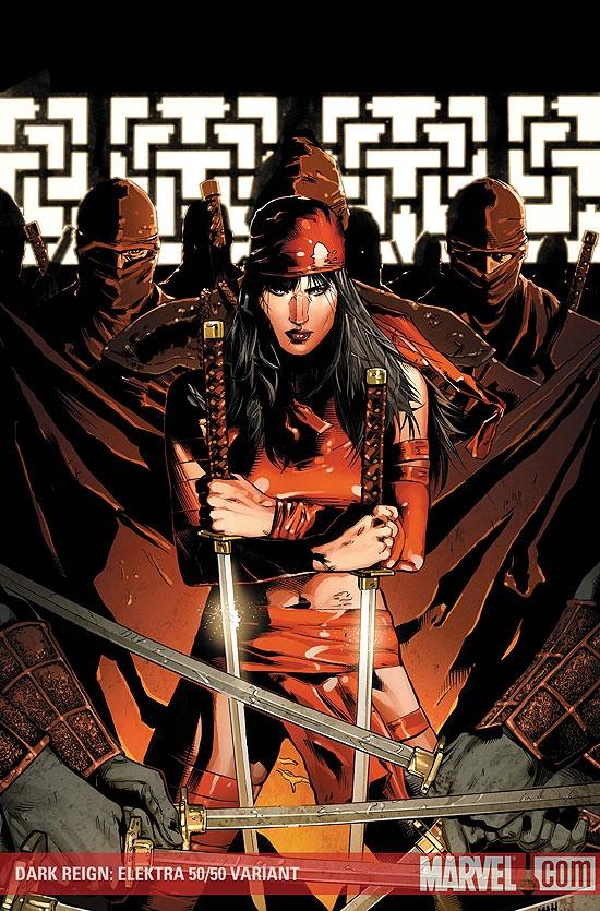 Dark Reign: Elektra (2009) #1