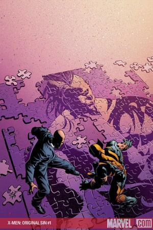 X-Men: Original Sin (Trade Paperback)