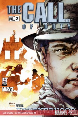 Call, the Vol. 1: The Brotherhood & the Wagon (Trade Paperback)