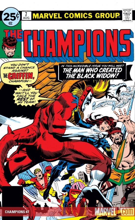 Champions (1975) #7