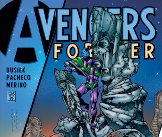 Avengers Forever (1998) #9