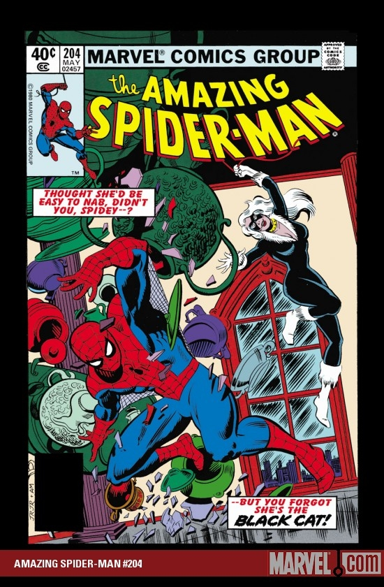 The Amazing Spider-Man (1963) #204