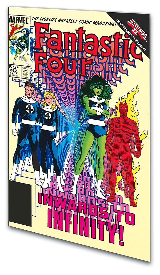 FANTASTIC FOUR VISIONARIES: JOHN BYRNE VOL. 6 TPB (Trade Paperback)