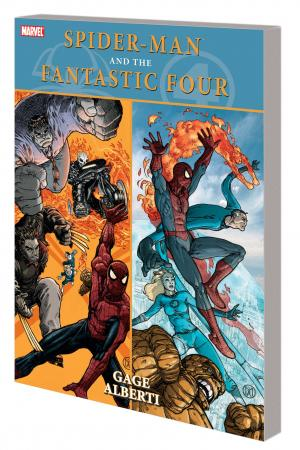 Spider-Man/Fantastic Four TPB (Trade Paperback)