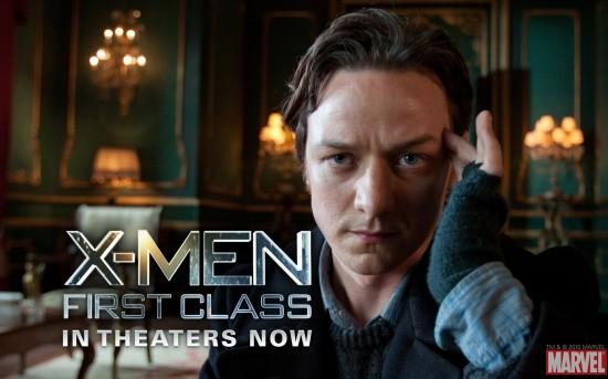 X-Men: First Class Wallpaper #6