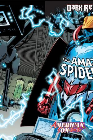 Amazing Spider-Man #597  (2ND PRINTING VARIANT)