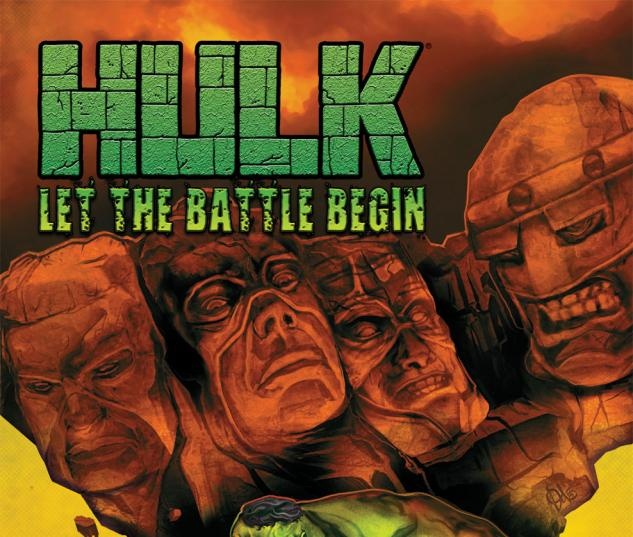 Hulk: Let The Battle Begin (2010) #1