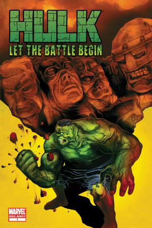 Hulk: Let the Battle Begin #1