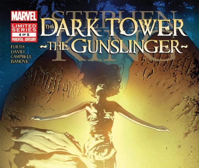Dark Tower: The Gunslinger - The Way Station (2013) #4