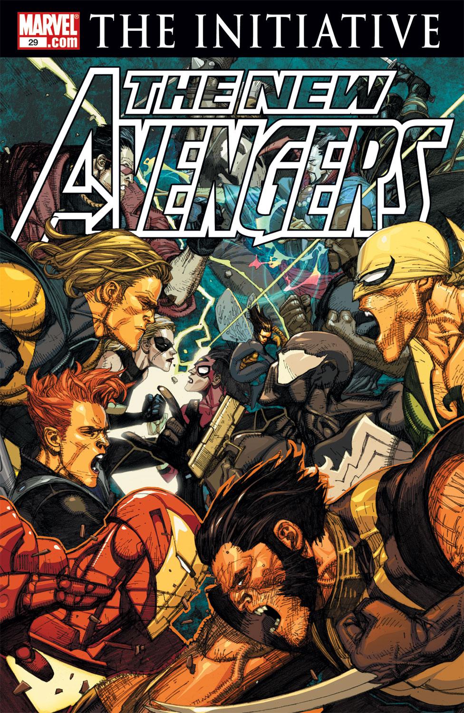 New Avengers (2004) #29