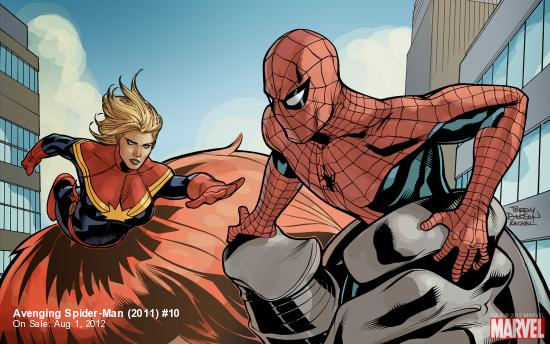 Avenging Spider-Man (2011) #10