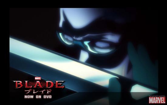 Blade Anime Series Wallpaper #8