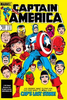 Captain America (1968) #299