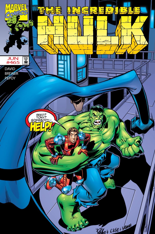 Incredible Hulk (1962) #465