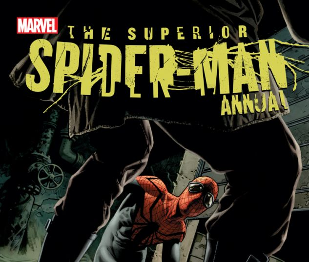 SUPERIOR SPIDER-MAN ANNUAL 1 (WITH DIGITAL CODE)