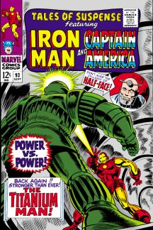 Tales of Suspense #93