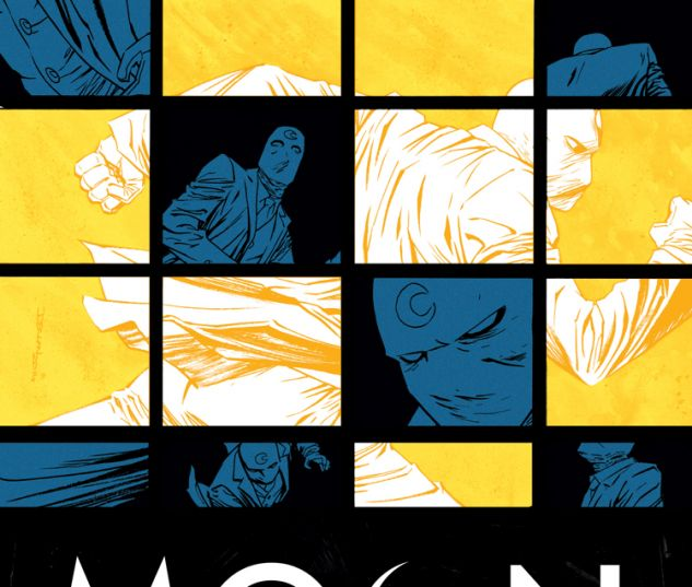 MOON KNIGHT 8 (WITH DIGITAL CODE)