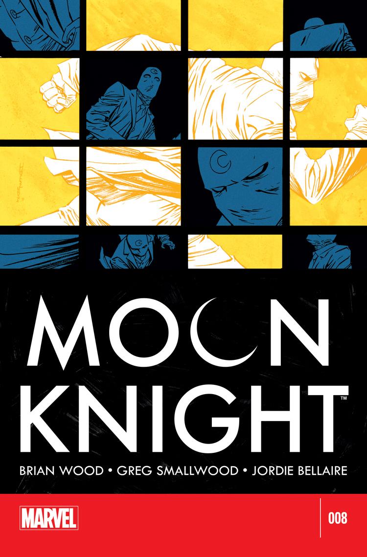 Moon Knight (2014) #8
