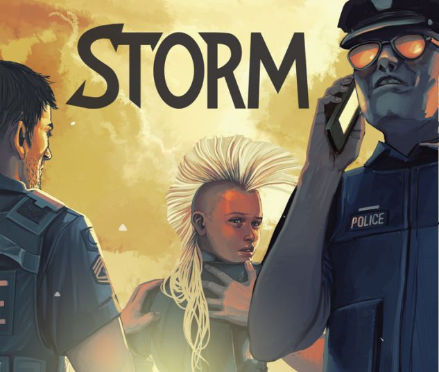 STORM 7 (WITH DIGITAL CODE)