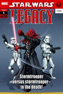 Star Wars: Legacy (2006) #4