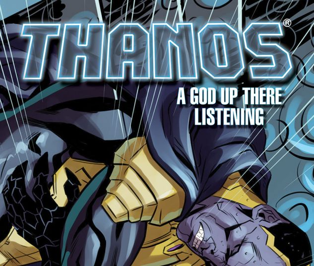 Thanos: A God up there Listening Infinite Comic (2014) #6