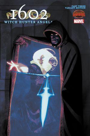 1602 Witch Hunter Angela (2015) #3 (Irving Variant)