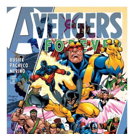 AVENGERS FOREVER (1998) series image