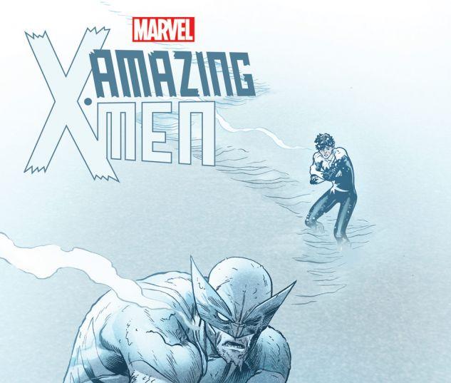 AMAZING X-MEN (2013) #4 Cover