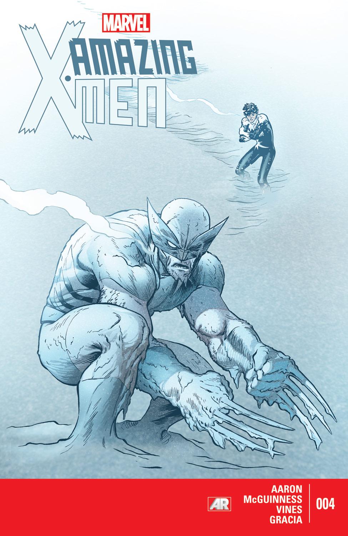 Amazing X-Men (2013) #4