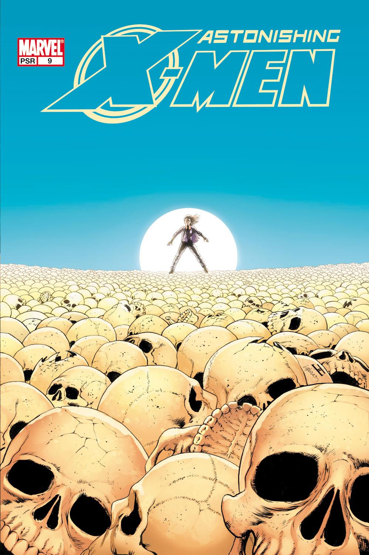 Astonishing X-Men (2004) #9