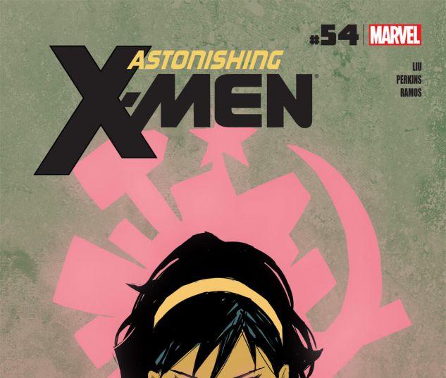 ASTONISHING X-MEN (2004) #54 Cover