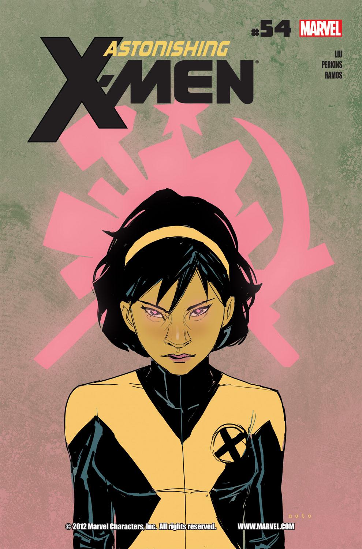 Astonishing X-Men (2004) #54