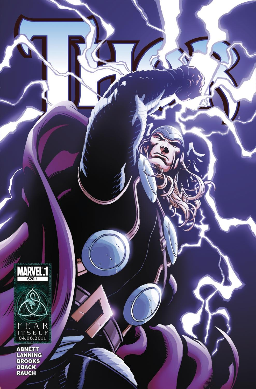 Thor (2007) #620.1