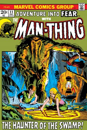 Adventures Into Fear (1970) #11