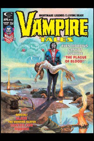 Vampire Tales (1973) #10