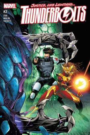 Thunderbolts (2016) #2