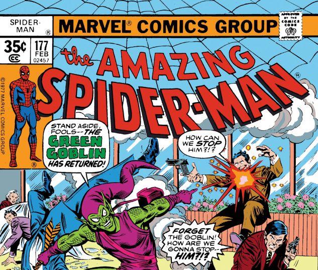 Amazing Spider-Man (1963) #177