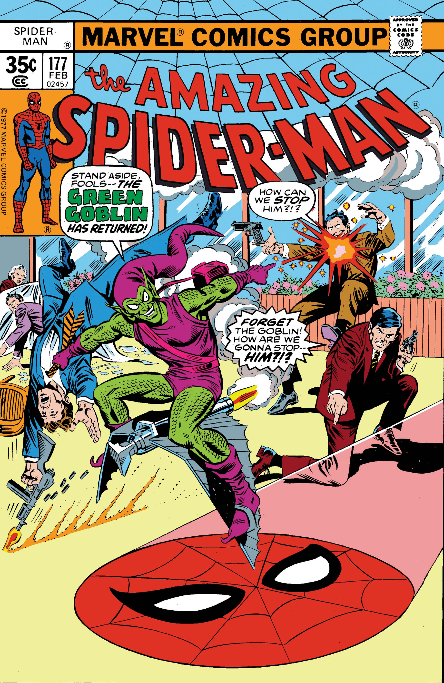 The Amazing Spider-Man (1963) #177
